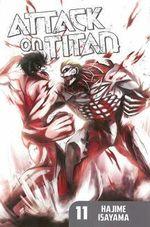 Attack on Titan : Book 11 - Hajime Isayama