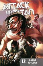 Attack on Titan : Book 12 - Hajime Isayama