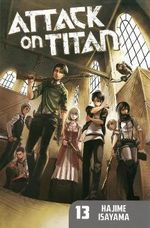 Attack on Titan : Book 13 - Hajime Isayama