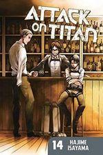 Attack on Titan : Book 14 - Hajime Isayama
