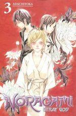 Noragami : Volume 3 - Adachitoka
