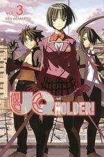UQ Holder : Volume 3 - Ken Akamatsu