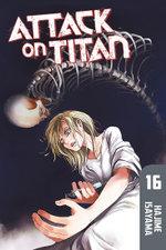 Attack on Titan : Book 16 :  - Hajime Isayama