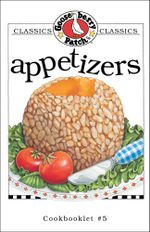 Appetizers Cookbook - Gooseberry Patch