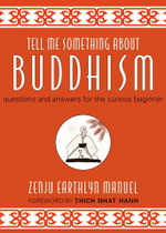 Tell Me Something About Buddhism : Questions and Answers for the Curious Beginner - Zenju Earthlyn Manuel