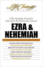 Ezra and Nehemiah - The Navigators