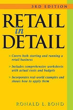 Retail in Detail - Ronald L. Bond