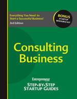 Consulting Business : Step-by-Step Startup Guide - Entrepreneur magazine