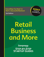 Retail Business : Step-by-Step Startup Guide - / Entrepreneur magazine