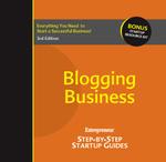 Blogging Business : Step-by-Step Startup Guide - Entrepreneur magazine