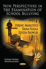 New Perspectives in the Examination of School Bullying