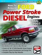 How to Rebuild Ford Power Stroke Diesel Engines 1994-2007 - Bob McDonald