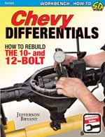 Chevy Differentials : How to Rebuild the 10- and 12-Bolt - Jefferson Bryant