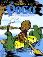 Walt Kelly's Pogo : The Complete Dell Comics: Volume 1 - Walt Kelly