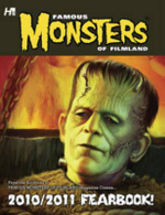 Famous Monsters of Filmland : Fear Book #1 - Various