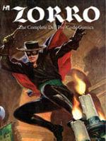 Zorro : Complete Dell Pre-code Comics - Alberto Giolitti