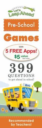 Preschool Games 399 Questions - Alex A. Lluch