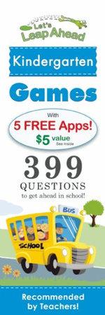 Kindergarten Games 399 Questions - Alex A. Lluch