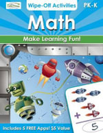Math Wipe-off Activities : Endless Fun to Get Ready for School! - Alex A. Lluch