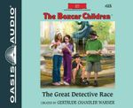 The Great Detective Race - Gertrude Chandler Warner