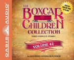 The Boxcar Children Collection, Volume 42 : The Pumpkin Head Mystery, the Cupcake Caper, the Clue in the Recycling Bin - Gertrude Chandler Warner