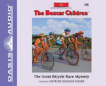 The Great Bicycle Race Mystery - Gertrude Chandler Warner