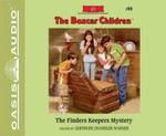 The Finders Keepers Mystery - Gertrude Chandler Warner