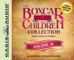 The Boxcar Children Collection, Volume 31 : The Mystery at Skeleton Point/The Tattletale Mystery/The Comic Book Mystery - Gertrude Chandler Warner