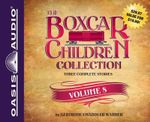 The Boxcar Children Collection Volume 8 : The Animal Shelter Mystery, the Old Motel Mystery, the Mystery of the Hidden Painting - Gertrude Chandler Warner