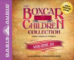 The Boxcar Children Collection Volume 22 : The Black Pearl Mystery, the Cereal Box Mystery, the Panther Mystery - Gertrude Chandler Warner