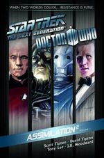 Star Trek : the Next Generation/Doctor Who: Assimilation 2 - J. K. Woodward