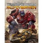 Transformers : Art of Fall of Cybertron - Aubrey Sitterson