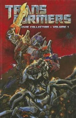 Transformers : Movie Collection: Volume 1 - Don Figueroa