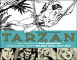 Tarzan : The Complete Russ Manning Newspaper Strips: 1967-1969 Volume 1 - Russ Manning