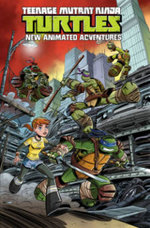 Teenage Mutant Ninja Turtles : New Animated Adventures: Volume 1 - Erik Burnham