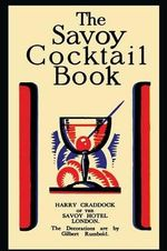 The Savoy Cocktail Book - Harry Craddock