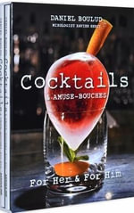 Daniel Boulud Cocktails - Assouline Publishing
