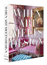 When Art Meets Design - Hunt Slonem