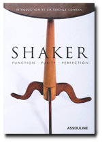 Shaker: Function, Purity, Perfection - David Stocks