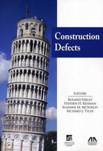 Construction Defects : Recht - Schnell Erfasst - Roland Nikles