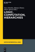 Logic, Computation, Hierarchies : Festschrift in Honour of Victor L. Selivanov