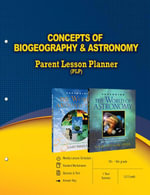 Concepts of Biogeography & Astronomy Parent Lesson Planner