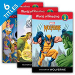 World of Reading Level 2