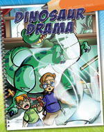 Dinosaur Drama eBook - Dustin Evans