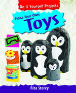 Make Your Own Toys - Rita Storey
