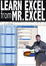 Learn Excel from Mr. Excel : 277 Excel Mysteries Solved - Bill Jelen