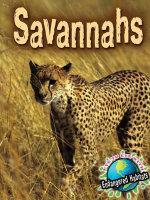 Savannahs : Eye to Eye With Endangered Habitats - Precious McKenzie