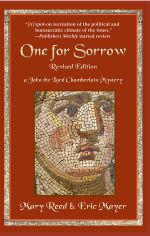 One for Sorrow : A John, the Lord Chamberlain Mystery - Mary Reed