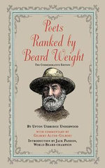 Poets Ranked By Beard Weight : The Commemorative Edition - Upton Underwood