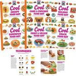 Cool Food Art Set : Checkerboard How-To Library - Abdo Publishing